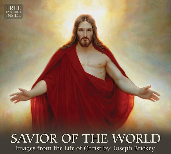 2019 Joseph Brickey Calendar - Savior of the World