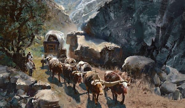 On The Interstate Art | Lesa Delisi, Fine Arts