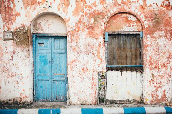 A Passage of Beautiful Decay