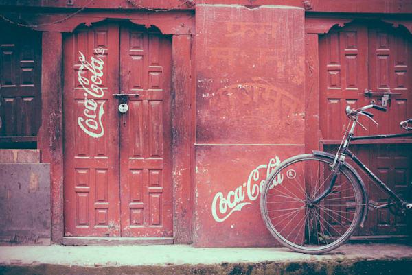 Coca Cola Calling Nepal