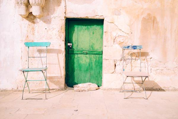 Old City Jerusalem Entry  | Kirby Trapolino Fine Art Photography
