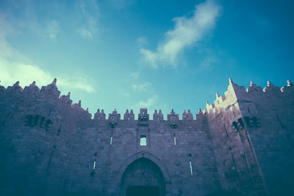 The Peace of Jerusalem | Kirby Trapolino Fine Art Photography