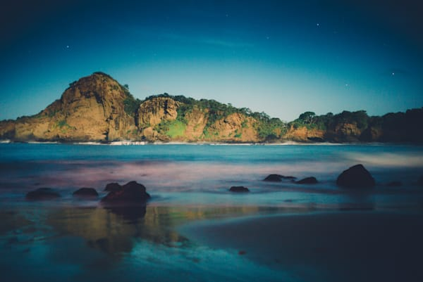 Nicaragua Nightvision | Kirby Trapolino Fine Art Photography