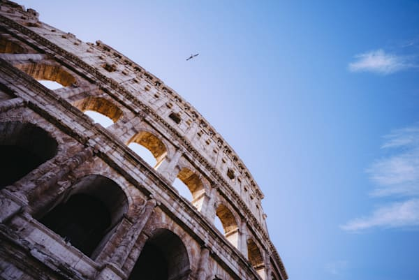 Colosseum Copilot | Kirby Trapolino Fine Art Photography
