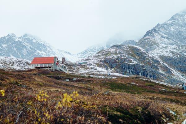 Alaskan Hideaway | Kirby Trapolino Fine Art Photography
