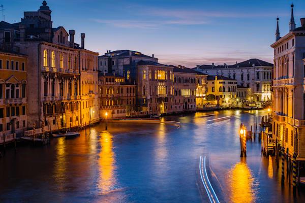 Venetian Velocity | Kirby Trapolino Fine Art Photography