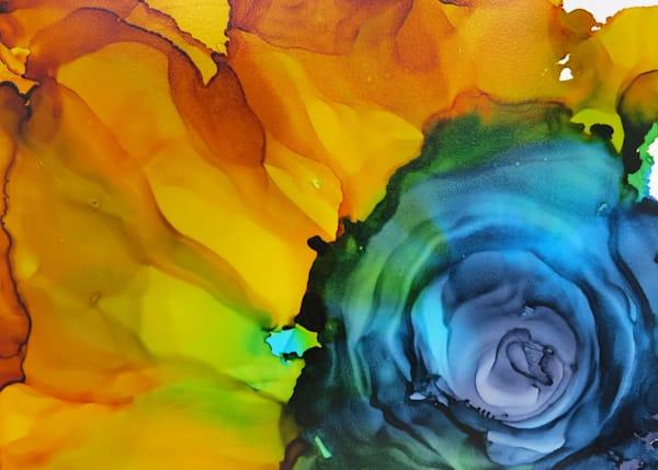 Vivid Bloom- Print