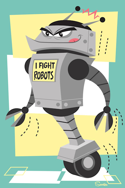 I Fight Robots 1