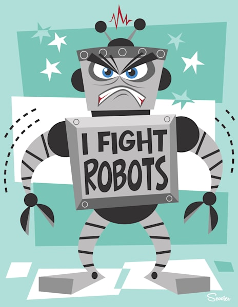 I Fight Robots 2