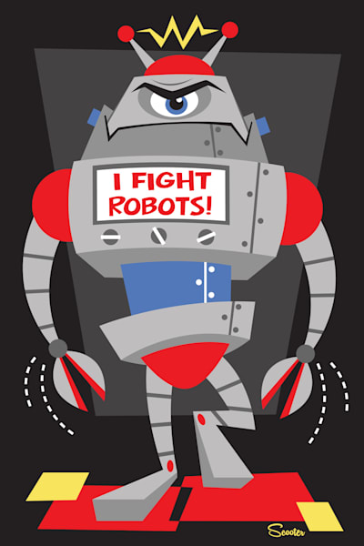 I Fight Robots 3