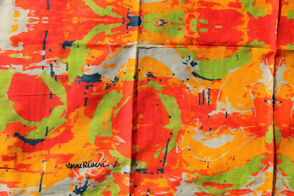 Autumn is printed from an original art design by Anne Rivers! This scarf is designed for versatility, fashion and function.