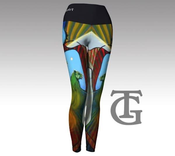 Yoga Pants - Lionheart