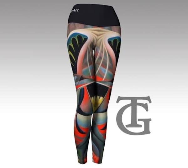 Yoga Pants - Seal