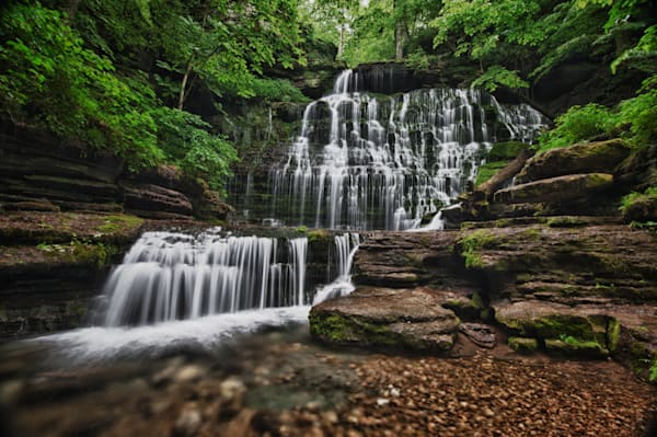 Shop Waterfall Pictures and Waterfall Landscape Images | DeepSouthFocus.com