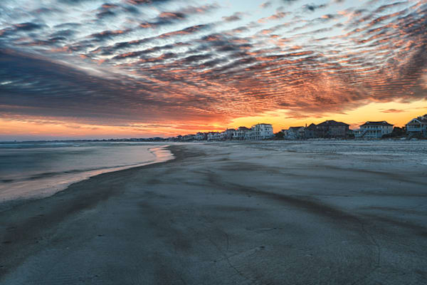Broiling Sky - Figure 8 Island, North Carolina