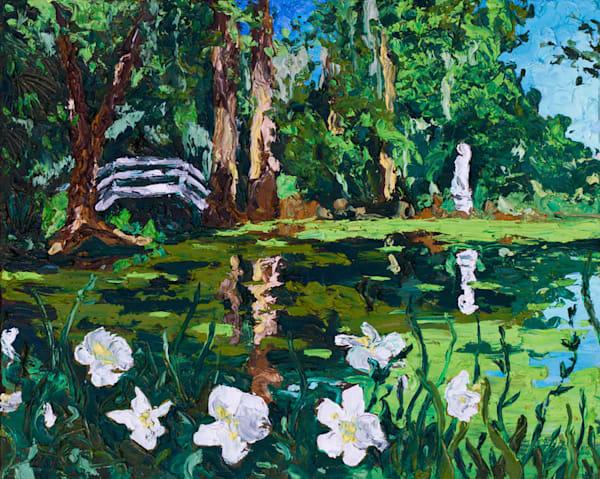 Magnolia Gardens Art
