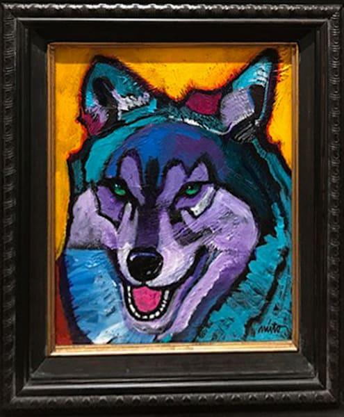 Wolf IV by John Nieto