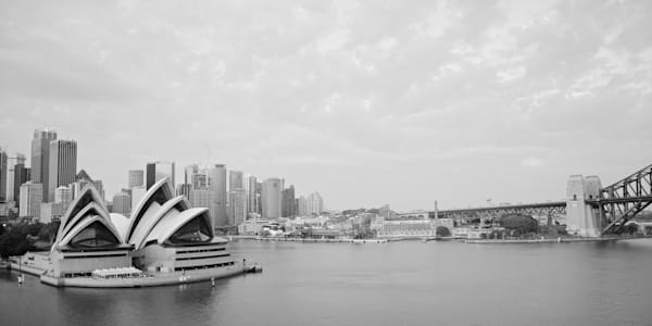 Sydneys Reception - Sydney Opera House Circular Quay NSW Australia