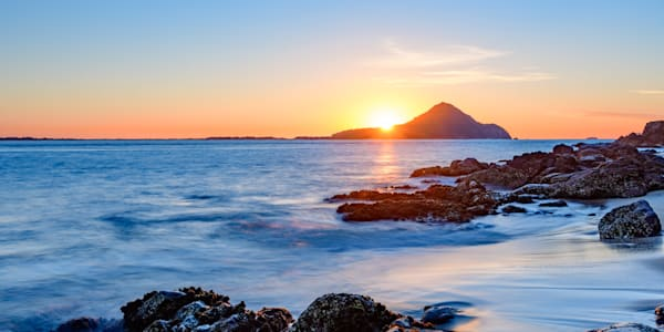 Sunrise Over Yacaaba - Port Stephens NSW Australia | Sunrise