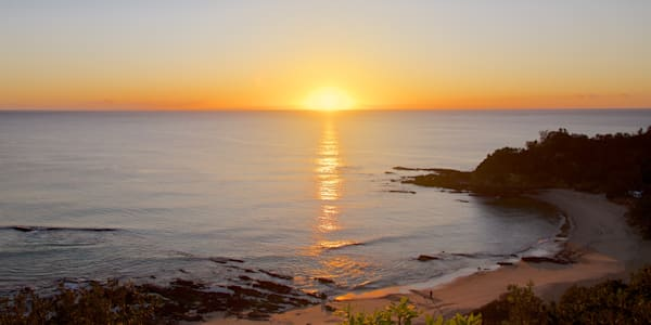Sunrise Beacon - Nambucca Heads NSW Australia | Sunrise