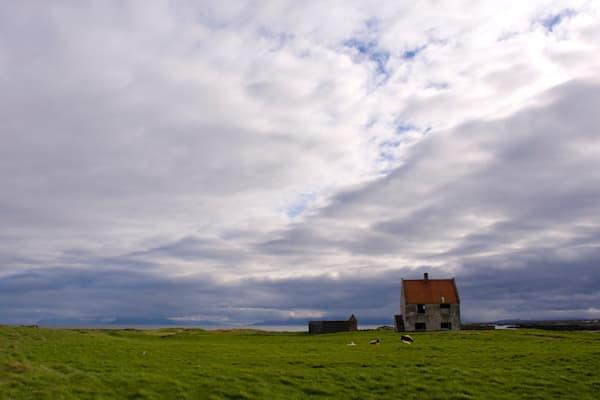 Solitude - Near Vogar Iceland Limited Edition