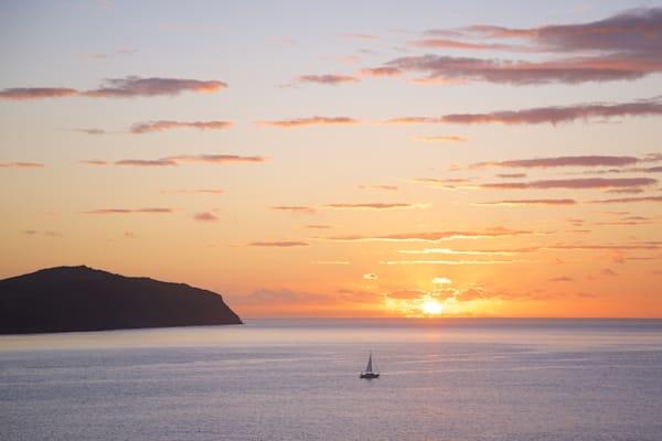 Sailing Bliss - Isle Of Pines New Caledonia | Sunrise
