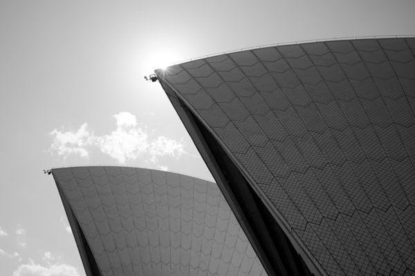 Sails - Sydney Opera House Benelong Point Circular Quay NSW Australia