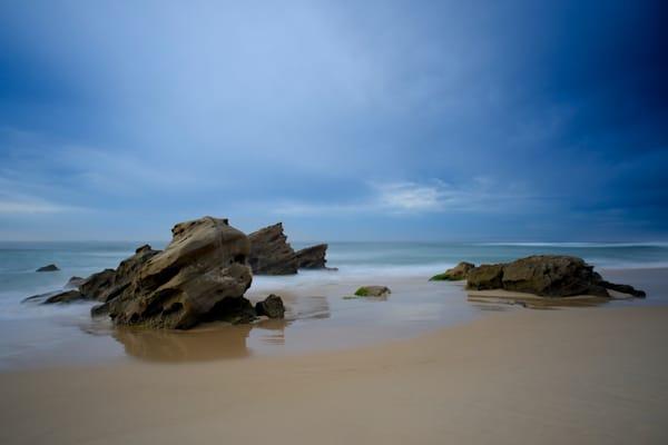 Serene Stones - Redhead Beach Newcastle NSW Australia