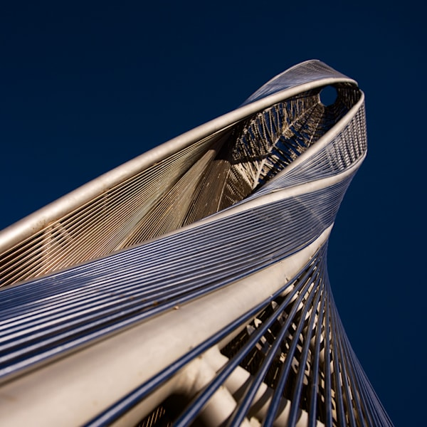 Spiral To The Stars - Kangaroo Point Brisbane Qld Australia | Sculpture