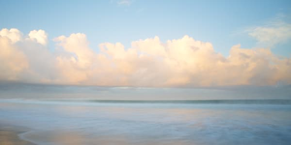 Painted Sky - Double Six Beach Bali Indonesia | Sunrise