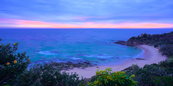 Painted Dawn - Nambucca Heads NSW Australia | Dawn Sunrise