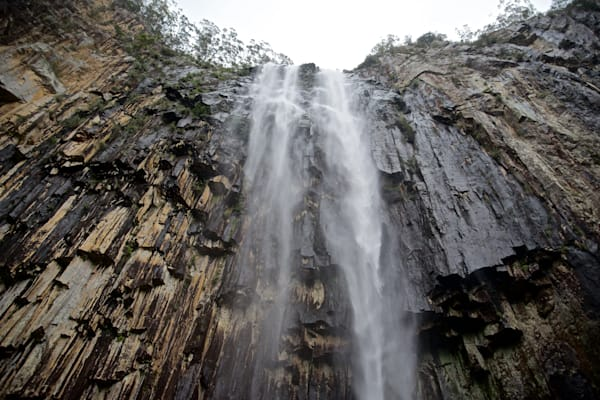 Minyon Gaze - Nightcap National Park Byron Hinterland NSW Australia | Waterfall