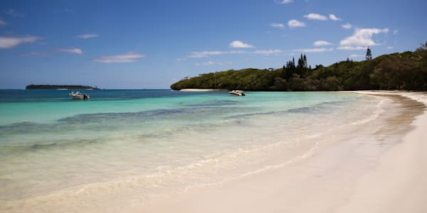 Island Escape = Isle Of Pines New Caledonia South Pacific