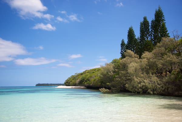 Isle Of Delight - Isle Of Pines New Caledonia South Pacific