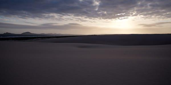 Head Of The Dunes - Mungo Brush Myall Lakes National Park NSW Australia | Sunset