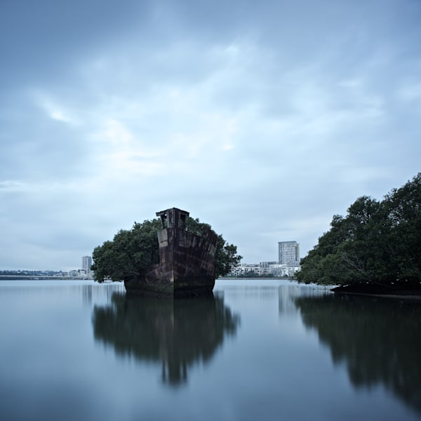 Ghost Of The Past - Homebush Bay Sydney NSW Australia | Abandoned
