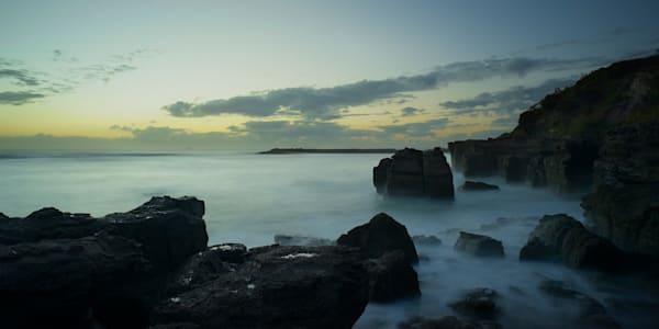 Dawns Shoals - Caves Beach Lake Macquarie NSW Australia | Dawn Sunrise