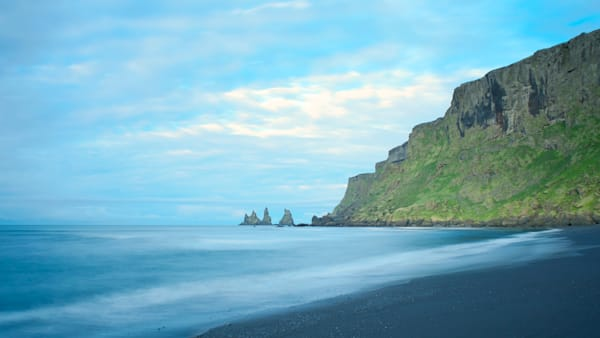 Calm Before The Storm - Vik Iceland