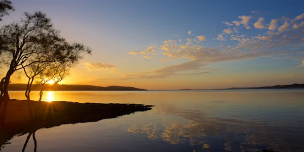 Bolton Sunrise - Bolton Point Lake Macquarie Australia | Sunrise