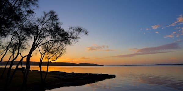 Bolton Break - Bolton Point Lake Macquarie Australia | Sunrise
