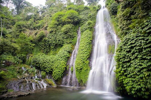 Cascades Of Green - Air Terjun Banyumala Bali | Watefall
