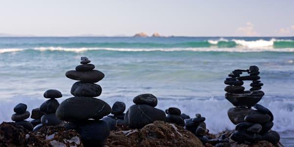 Balancing In Wategos - Wategos Beach Byron Bay NSW Australia