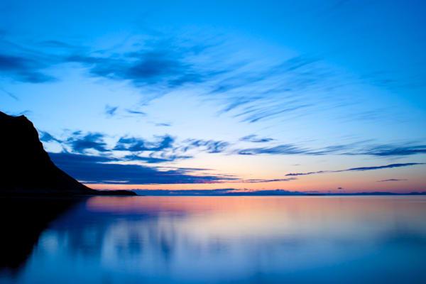 Apricot Sunset - Grundarfjordur Snaefellsness Peninsular Iceland | Limited Edition
