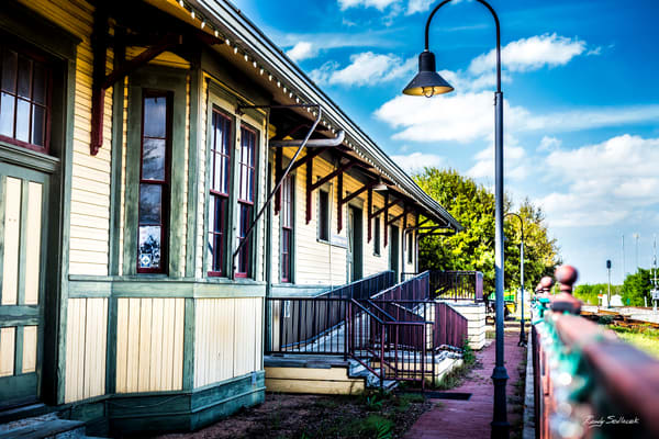 West Katy Depot | Randy Sedlacek Photography