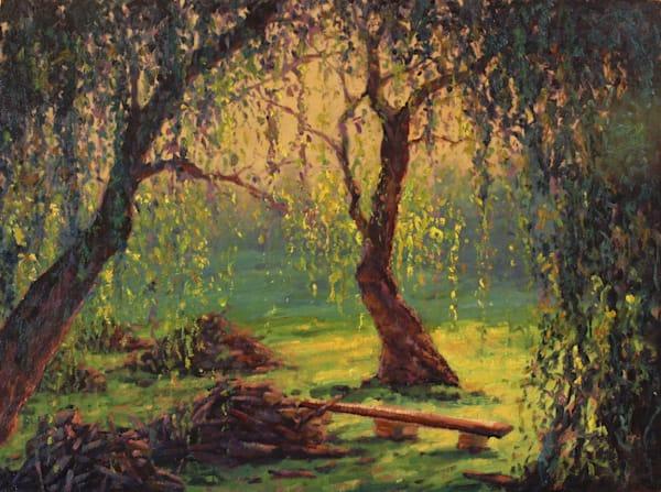 Spring Clean   Sold Art   Michael Orwick Arts LLC