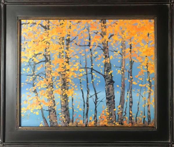 Golden Autumn   Sold Art   Michael Orwick Arts LLC