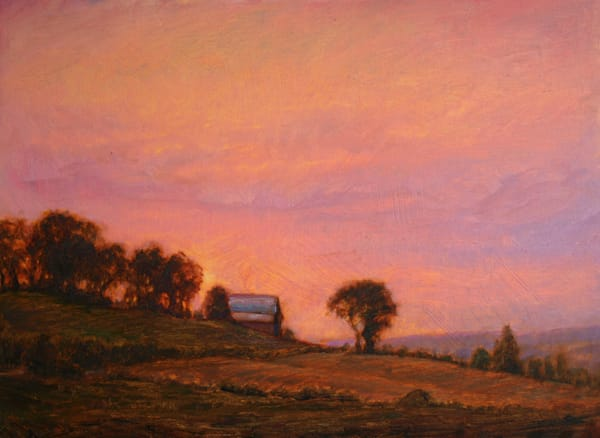 Goodnight Farm   Sold Art   Michael Orwick Arts LLC