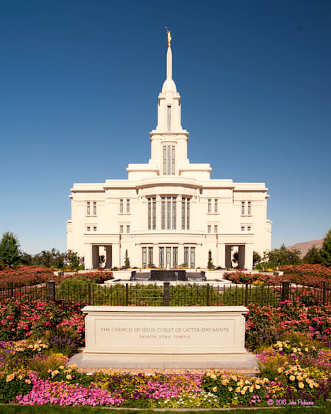 Payson Temple V, The Church of Jesus Christ of Latter-day Saints