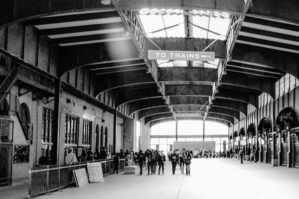 Rail Station  Art | ARTHOUSEarts