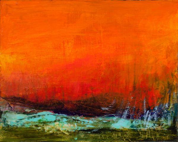 Mystical Romantic Landscape Paintings